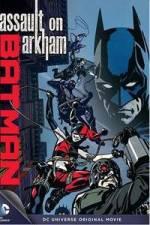 Watch Batman: Assault on Arkham Online Putlocker