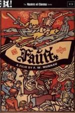 Watch Faust - Eine deutsche Volkssage Online