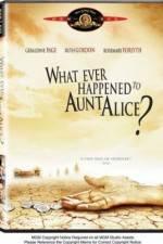 Watch What Ever Happened to Aunt Alice Online Putlocker