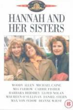 Watch Hannah and Her Sisters Online Putlocker
