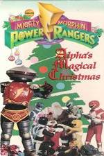 Watch Mighty Morphin Power Rangers: Alpha's Magical Christmas Online Putlocker