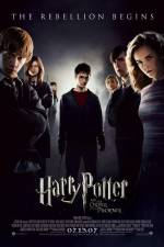 Watch Harry Potter and the Order of the Phoenix Online Putlocker