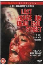 Watch The Last House on Dead End Street Online Putlocker
