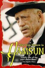 Watch Hamsun Online Putlocker