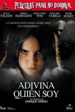 Watch Películas para no dormir Adivina quien soy Online 123movies