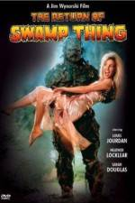 Watch The Return of Swamp Thing Online 123movies