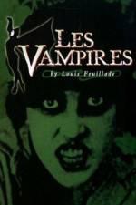 Watch Les vampires Online Putlocker