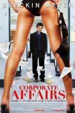 Watch Corporate Affairs Online Putlocker