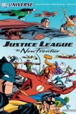 Watch Justice League: The New Frontier Online Putlocker