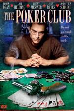 Watch The Poker Club Online 123movies