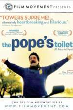 Watch The Pope\'s Toilet Online 123movies