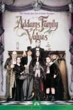 Watch Addams Family Values Putlocker