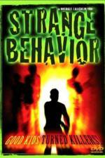 Watch Strange Behavior Online Putlocker