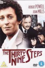 Watch The Thirty Nine Steps Online Putlocker