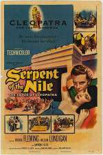 Watch Serpent of the Nile Online Putlocker