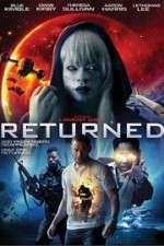 Watch Returned Online Putlocker