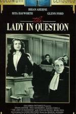Watch The Lady in Question Online Putlocker