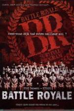 Watch Battle Royale Online Putlocker