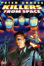 Watch Killers from Space Online 123movies