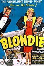 Watch Blondie Online Putlocker