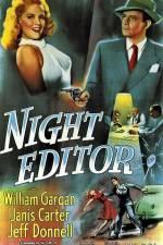 Watch Night Editor Online Putlocker