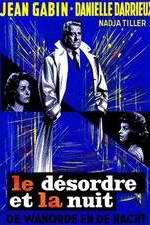 Watch Le désordre et la nuit Online 123movies