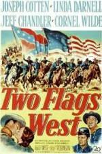 Watch Two Flags West Online Putlocker