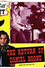 Watch The Return of Daniel Boone Online Putlocker