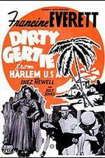 Watch Dirty Gertie from Harlem USA Online 123movies