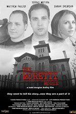 Watch The Moretti House Online Putlocker
