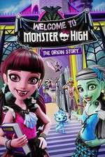 Watch Monster High: Welcome to Monster High Online Putlocker