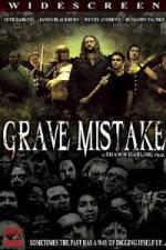 Watch Grave Mistake Online Putlocker