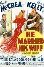 Watch He Married His Wife Online Putlocker