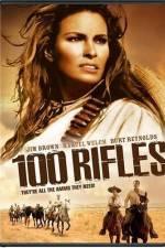 Watch 100 Rifles Online Putlocker
