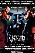 Watch UFC 40 Vendetta Online Putlocker