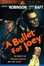 Watch A Bullet for Joey Online 123movies