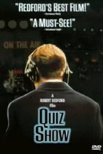 Watch Quiz Show Online 123movies