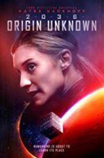 Watch 2036 Origin Unknown Online Putlocker