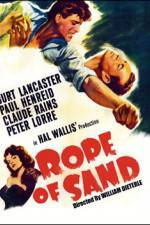 Watch Rope Of Sand Online 123movies
