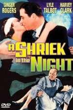 Watch A Shriek in the Night Online Putlocker