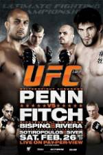 Watch UFC 127: Penn vs Fitch Online Putlocker