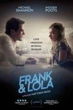 Watch Frank & Lola Online Putlocker