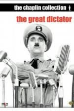 Watch The Great Dictator Online Putlocker
