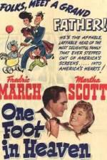 Watch One Foot in Heaven Online Putlocker