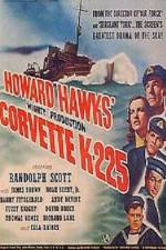 Watch Corvette K-225 Online Putlocker