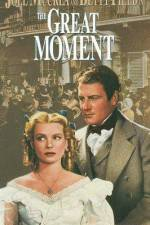 Watch The Great Moment Online 123movies
