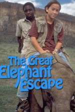 Watch The Great Elephant Escape Online 123movies
