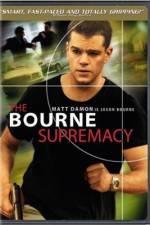 Watch The Bourne Supremacy Online Putlocker