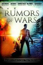 Watch Rumors of Wars Online 123movies