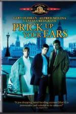 Watch Prick Up Your Ears Online Putlocker